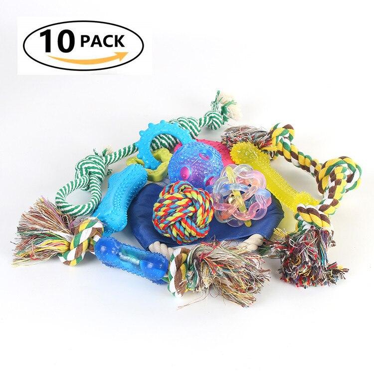 Gogo jouets d'entraînement costume TPR NEP animaux jouets une dent molaire nettoyage armure ronger jouets