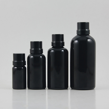 Wholesale 10ml essential oil bottle travel portable cosmetic perfume glass containers