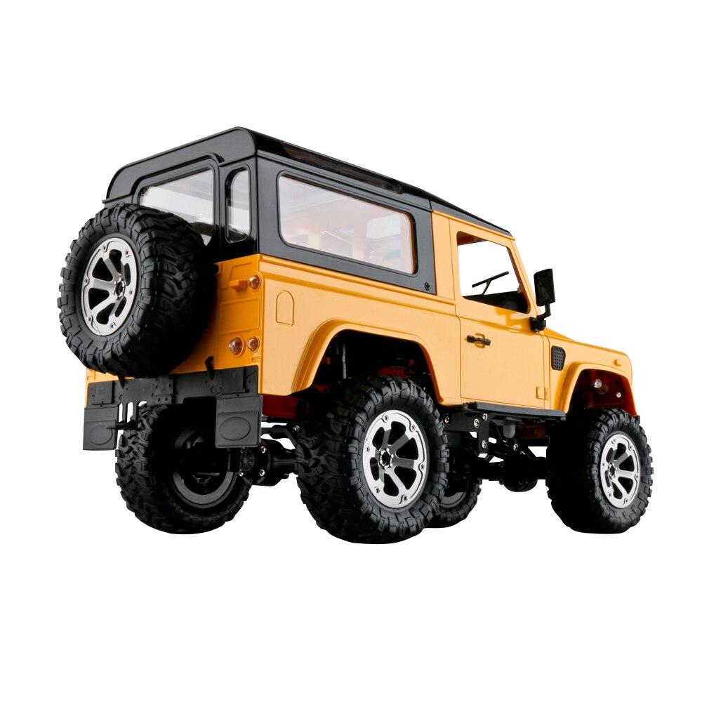 FY003A 1/16Off road SUV RC Auto RC Desert Buggy Truck 2.4GHz 4WD Hoge Snelheid Afstandsbediening Militaire Truck rock Crawler RTR RC Auto-in RC Auto´s van Speelgoed & Hobbies op  Groep 3