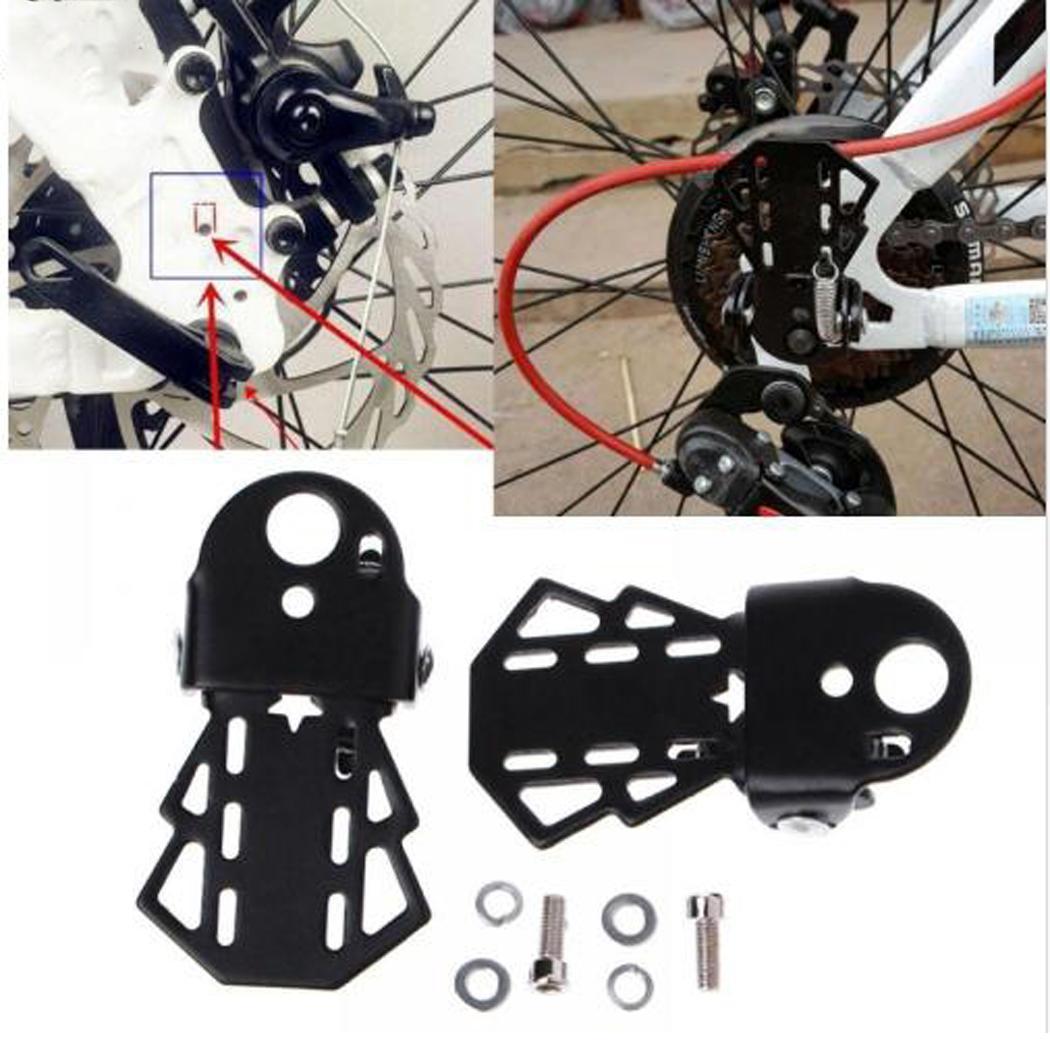 1 Pair Plastic Foldable MTB Road Bike Cyclingt Bicycle Pedal Anti-skid Foot Peg