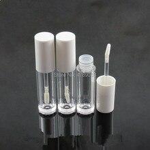 20 Вт, 30 Вт, 50 шт в наборе, 5 мл Пустые контейнеры бальзам для губ контейнер прозрачный бальзам для губ Трубки Контейнеры бутылки многоразового использования Высокое качество