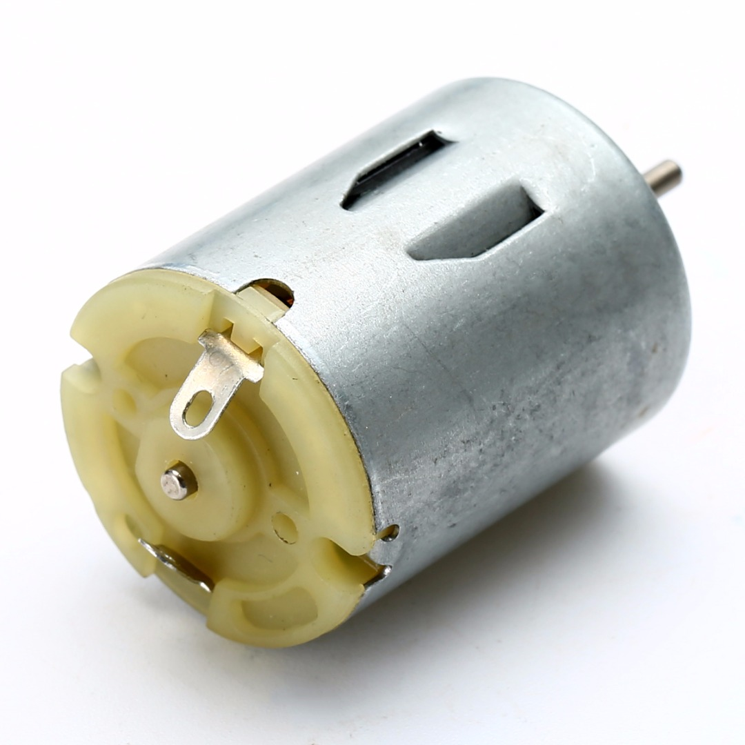 High Speed <font><b>Motor</b></font> <font><b>DC</b></font> 3-12V 23000RPM Electric Mini <font><b>Motor</b></font> Strong Magnetic Toy Car Boat Aircraft DIY <font><b>Motors</b></font> Accessories image