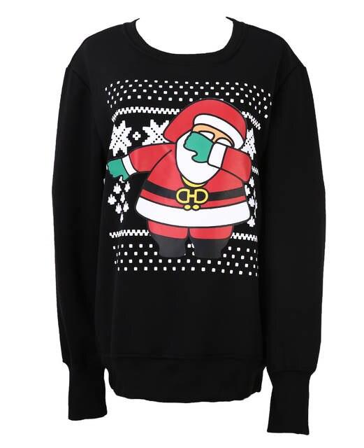 Christmas Vacation Sweaters.Unisex Ugly Christmas Vacation Santa Funny Womens Men Casual Sweatshirt New Fashion Long Sleeve Hoodies Plus Size