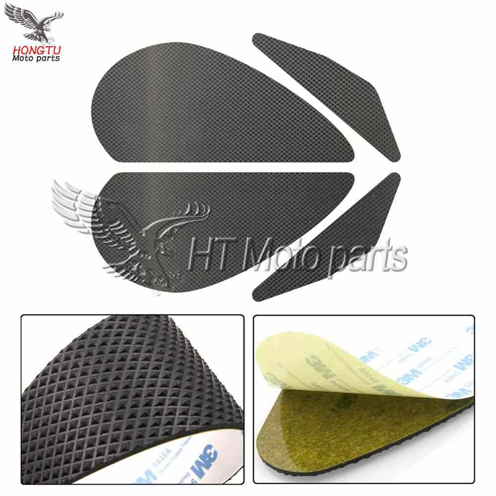 Motorcycle Protector Anti slip Tank Pad Sticker Gas Knee Grip Traction Side 3M Decal For Yamaha YZF-R1 2002 2003 R1