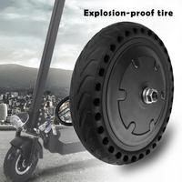 Solid Electric Scooter Tire Shock Absorption Tires For Xiaomi Mi Electric Tire 8.5 Inches Inflatable Shock absorbing Solid Tire