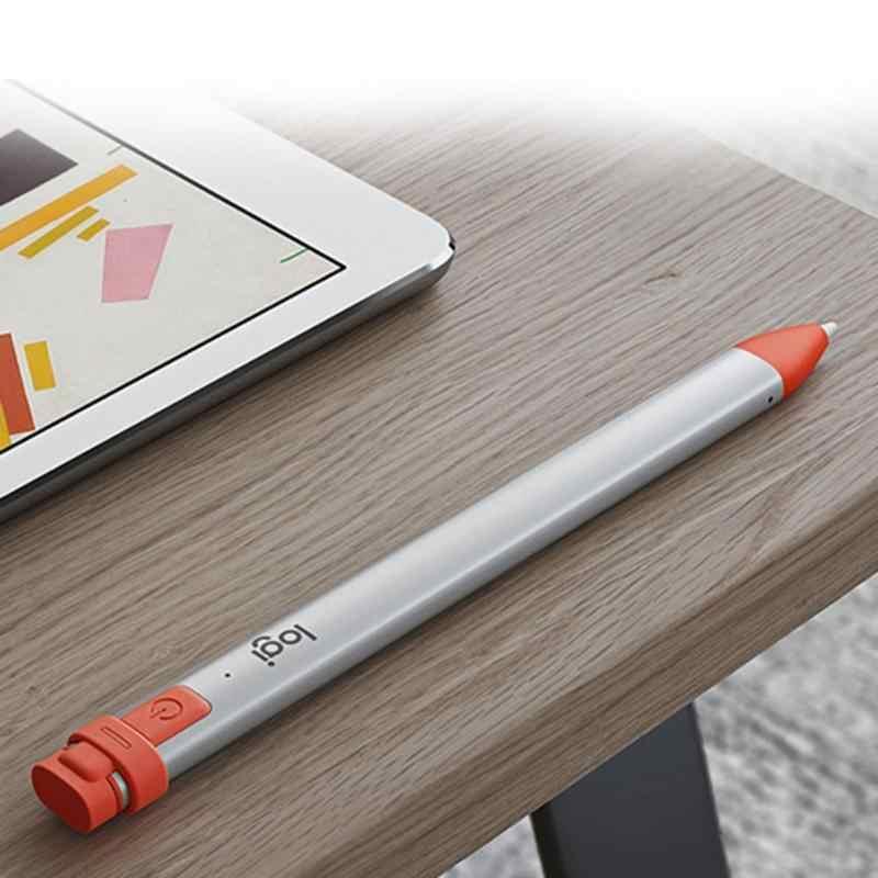 Logitech Crayon Stylus Pen for iPad Pro 1112.9 Mini 5th Gen