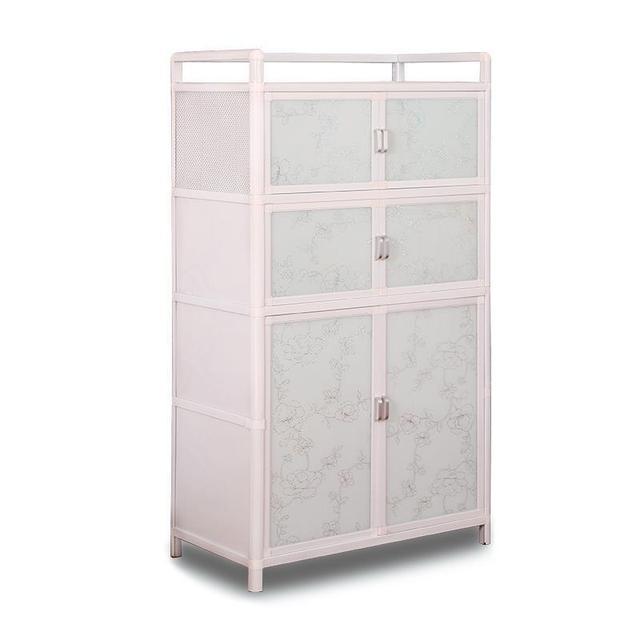 Para Cajones Aparadores Comedores China regalo Sidebord muebles de Cocina  Mueble Cocina de aleación de aluminio del armario del Gabinete de