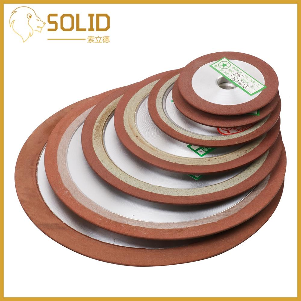 Diamond Grinding Wheel Cutting Disc Resin Bond Grinder For Tungsten