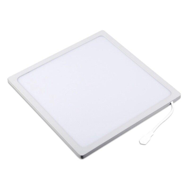 PULUZ Mini 22.5 LED Photography Shadowless Bottom Light Shadow free Light Lamp Panel Pad for 20 cm Photo Studio Box lightboxs