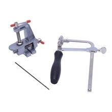 Ювелирная оправа для пилы Регулируемый Ювелирный инструмент для изготовления поделок ручной работы
