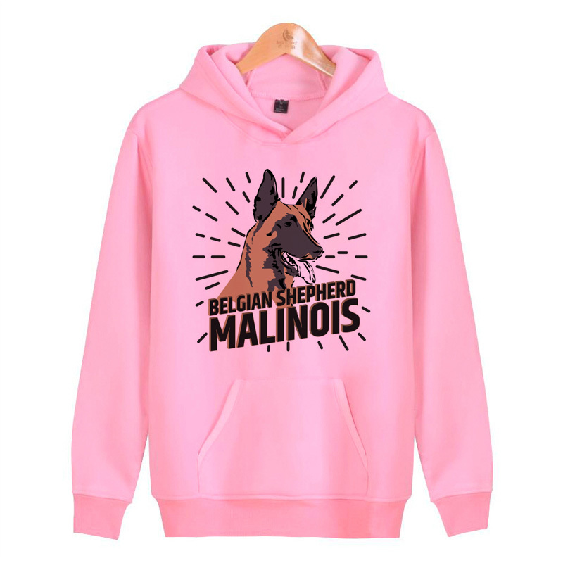 Malinois Hot 2019 New Letter Print Sweatshirt Men Hoodies Fashion Solid Hoody Men Pullover Mens Tracksuits Male Coats N3143
