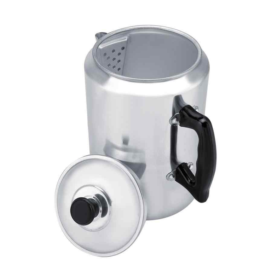Портативный Эспрессо кофеварка Moka горшок из нержавеющей стали чайник для кофе для Pro Barista