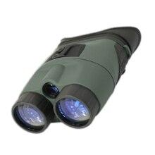 Ночное видение свет двойной две кнопки уровень открытый телескоп 2x24 трубки низкая ночное видение инфракрасный