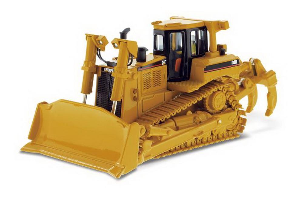 Diecast Masters 1/50 Scale Caterpillar Cat D8R Series II Track-Type Tractor Diecast Model #85099