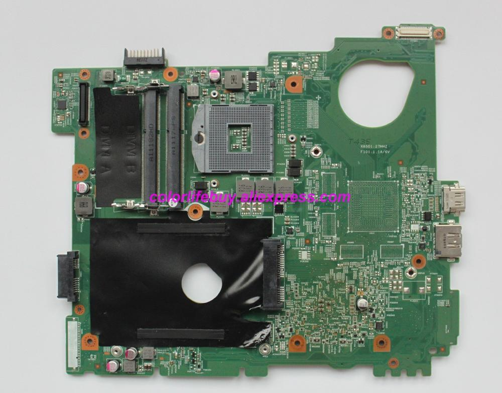 Genuine CN 0VVN1W 0VVN1W VVN1W Laptop Motherboard Mainboard for Dell Inspiron N5110 Notebook PC-in Laptop Motherboard from Computer & Office