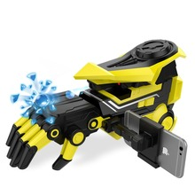 Childrens intelligent water guns robotic arm electric childrens toy