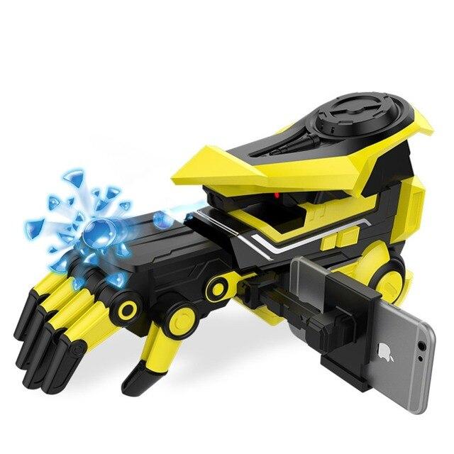 Children's intelligent water guns robotic arm electric water guns children's toy guns