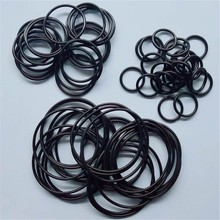 NBR CS 5 OD 15/16/18/20/22/25/27/28/30/32/33 mm Black O-ring Seal ring A/C Accessories Car Washer Gaskets(China)