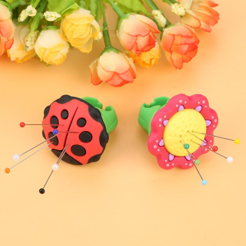 Tattoo Needles, Grips & Tips Lovely Lipstick Shaped Needles Pin Cushion Box Portable Sewing Pin Domestic Tool Elegant And Sturdy Package