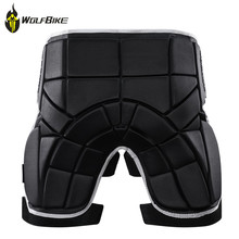 WOSAWE Snowboard Shorts Sports Skis Hip Protective Pad Motocross Off Road Bike Skiing Hockey Butt Support Body Protection