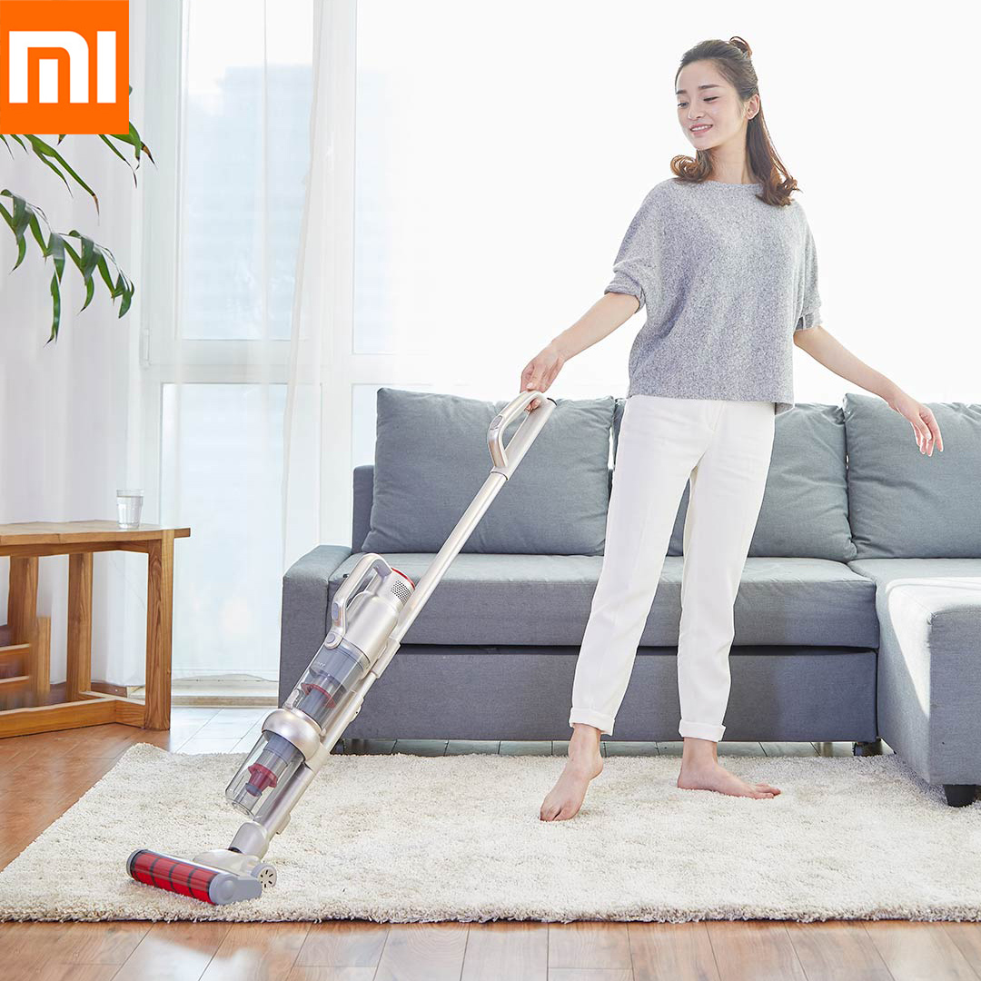 Xiaomi JIMMY JV71 18kpa Vertical Multi Function Wireless Vacuum Cleaner Large Suction For Home Use