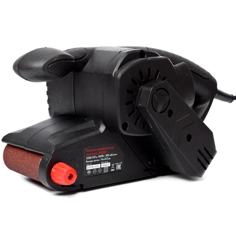 Sander RedVerg Basic BS800 grinding machines belt redverg basic bs800