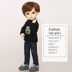 Image 5 - Narang Dollmore Dear Doll. Boy 1/6 BJD SD Resin Figures Body Model Baby Girls Boys Dolls Fashion shop