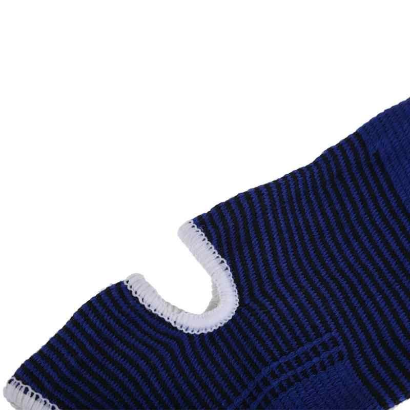 2 個プロスポーツ安全足首弾性足首サポーターサポートバンドスポーツジム保護サポート治療保護