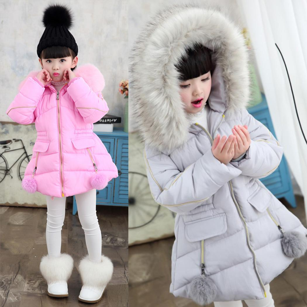 Children young girl winter warm jacket cotton jacket baby jacket kids coat kids clothingChildren young girl winter warm jacket cotton jacket baby jacket kids coat kids clothing