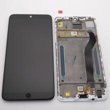 """Oryginalny LCD do 5.46 """"Meizu M15 ekran wyświetlacz LCD + montaż digitizera ekranu dotykowego dla Meizu 15 lite z ramą + narzędzia"""