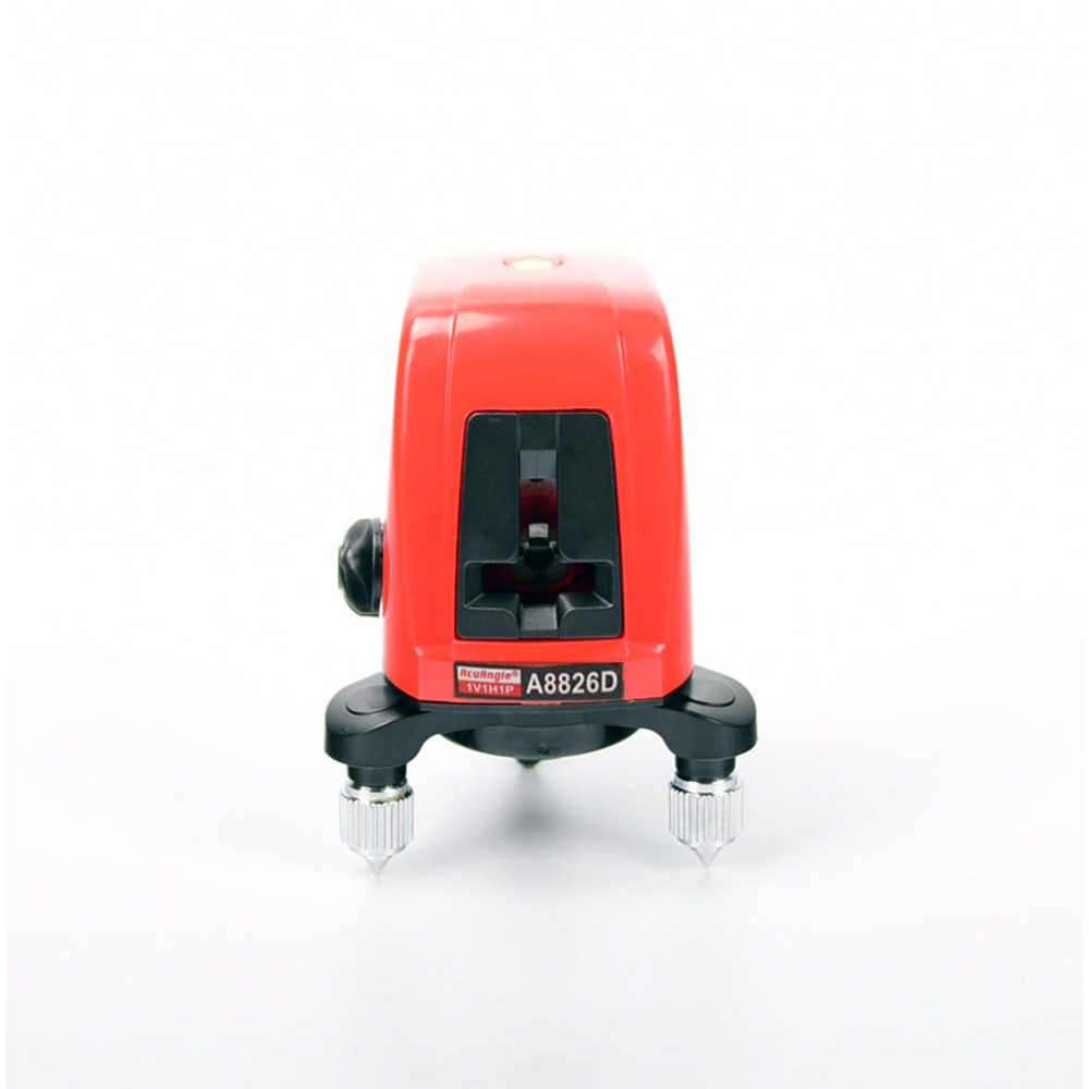 KKMOON A8826D Laser Level 2 Red Cross Line 1 Point 360 Rotary Self- leveling Laser Diagnostic tools  Horizonatal VertivalKKMOON A8826D Laser Level 2 Red Cross Line 1 Point 360 Rotary Self- leveling Laser Diagnostic tools  Horizonatal Vertival