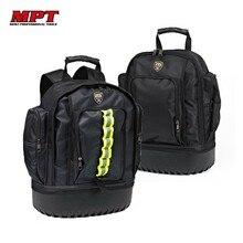 Professional Oxford Cloth Canvas Shoulder Tool Bag Storage Organizer Spanner Repair Backpack Hardware Kit Toolkit Belt Box Case