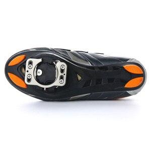 Image 2 - 1 para części Quick Release pokrywa ze stopu aluminium lekki pedał klip jazda trwała rower szosowy dla SpeedPlay Zero