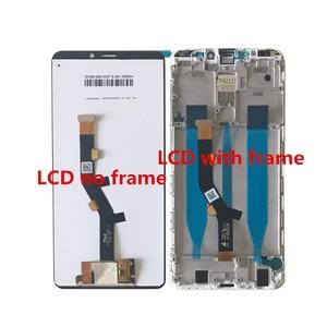 Image 5 - ЖК экран 6,0 дюйма для Meizu Note 8 M822H Axisinternational с сенсорным дигитайзером для Meizu Note 8 Frame