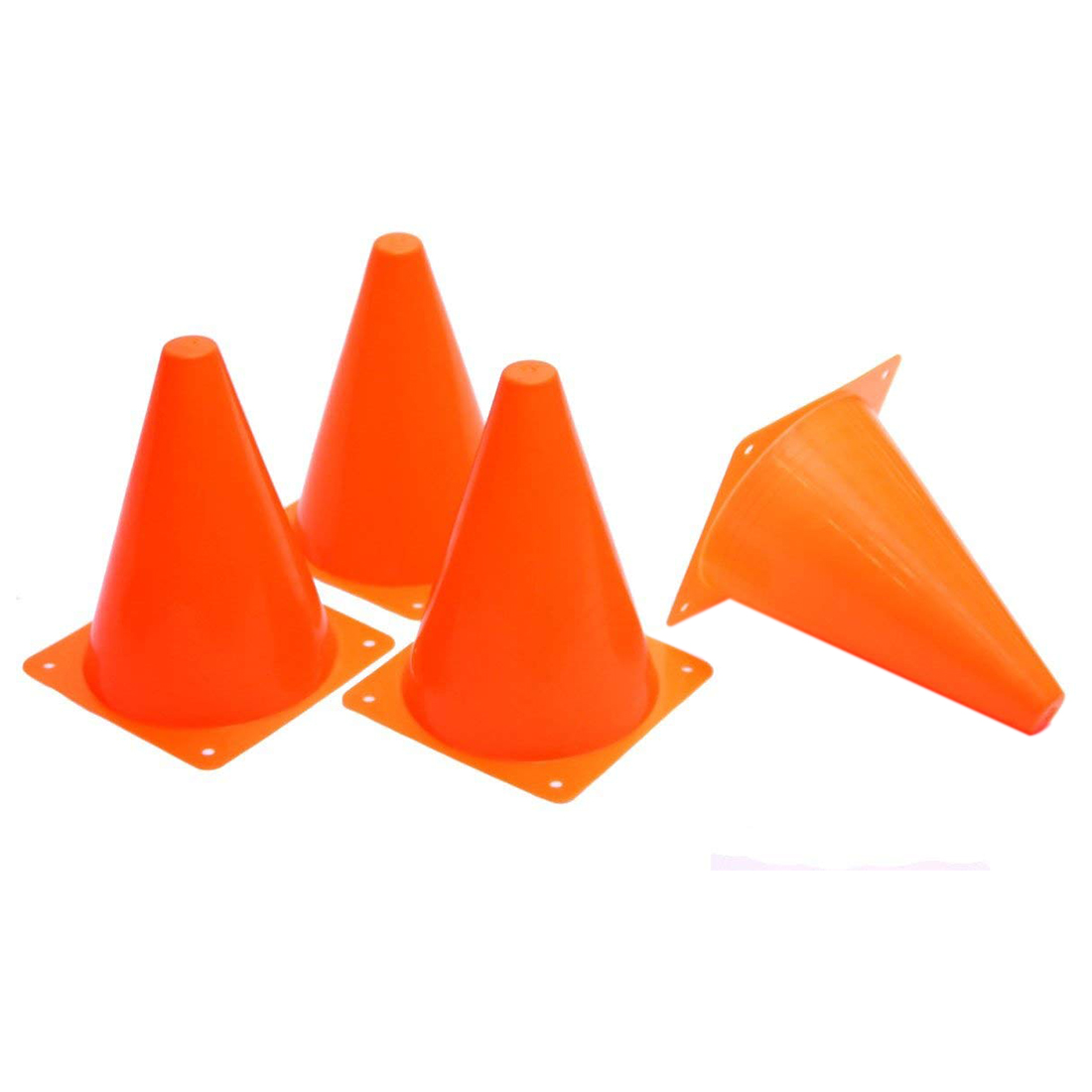 Game Orange Traffic Cones 1Dz Ausdauertraining Fitness & Jogging
