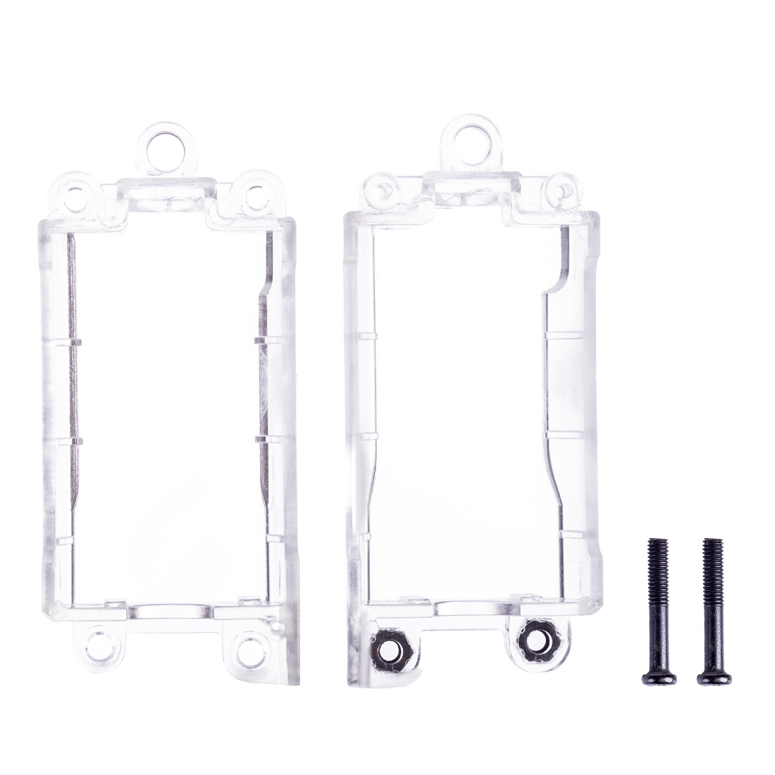 JM Original Motor Frame For JM Gen.8 M-4A1 Water Gel Beads Blaster Modification - Transparent