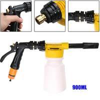 NEW 900ML Car Washer High Pressure Water Guns Car Cleaning Washing Guns Water Soap Shampoo Sprayer