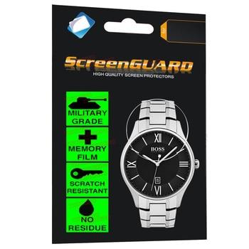 Acero De Pack Clásico 1513488 Protectora 2 Inoxidable Ver Película Reloj Antigolpes Militar Para El Inteligente Pantalla Grado rdtChQs