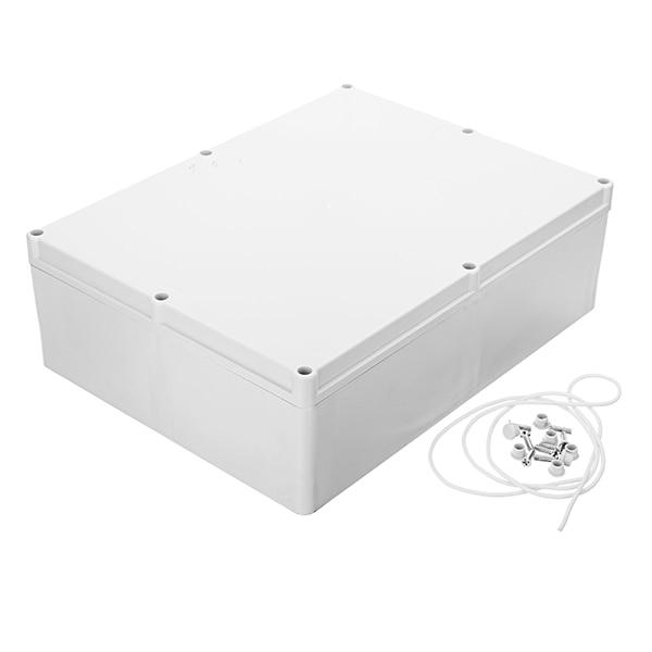 300x230x94mm DIY Plastic Waterproof Housing Electronic Junction Case Power Box Sealed Case300x230x94mm DIY Plastic Waterproof Housing Electronic Junction Case Power Box Sealed Case