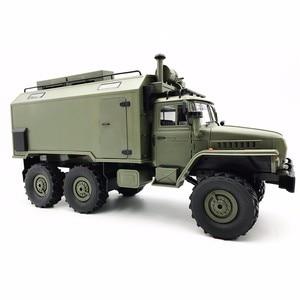 Wpl B36 Ural 1/16 2.4G 6Wd Rc