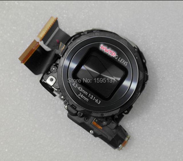 Nieuwe Originele Lens Zoom Unit Voor Samsung Galaxy S4 Zoom SM C101 SM C1010 C1010 C101 Blauw + Ccd