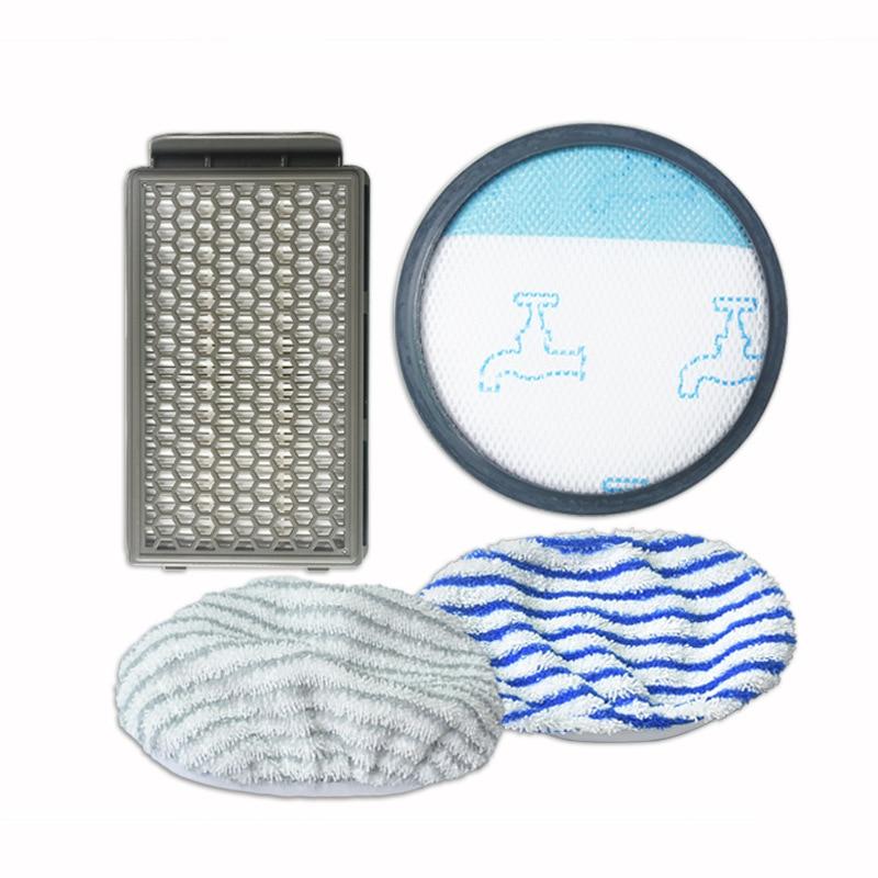 HEPA Filter Set for Rowenta RO3715 RO3795//3798 Vacuum Cleaner Accessories Parts