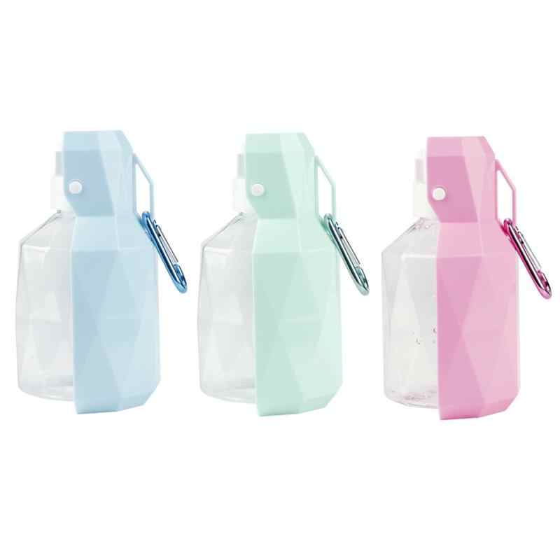 250ml Portable Pet Dog Travel Water Bottle Holder Drinking Outdoor Pet Water Dispenser Feeding Product