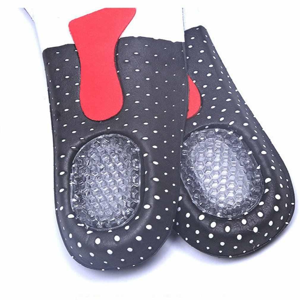 Amortiguadores de fútbol, plantilla de panal de abeja, almohadillas de plantilla permeable al aire, plantilla para cuidado del pie de goma EVA
