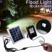 Solar Powered Flood Lights…