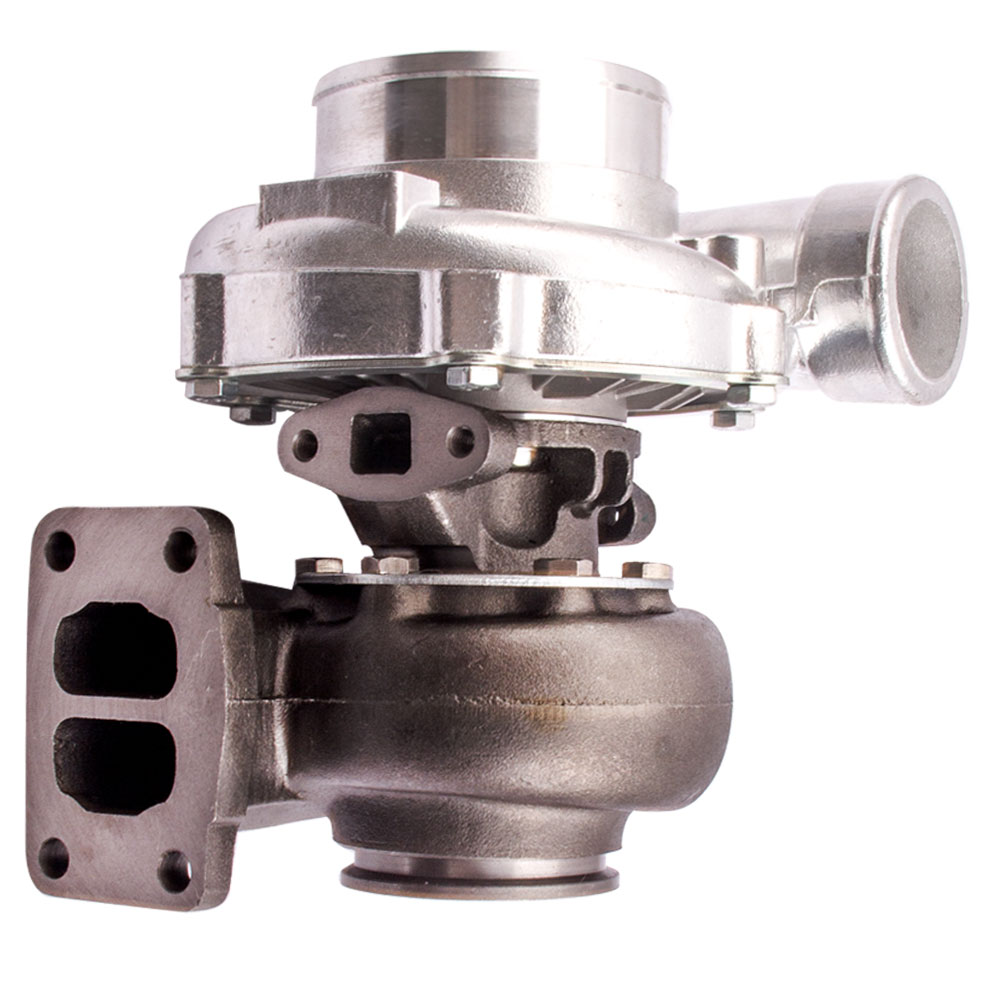 T70 0.7 A/R Compressor Oliegekoelde turbo Olie Feed/in Olieretourleiding Kit T3 Flens. 82. 70 EEN/R voor 1.8L 3.0L Motor - 2