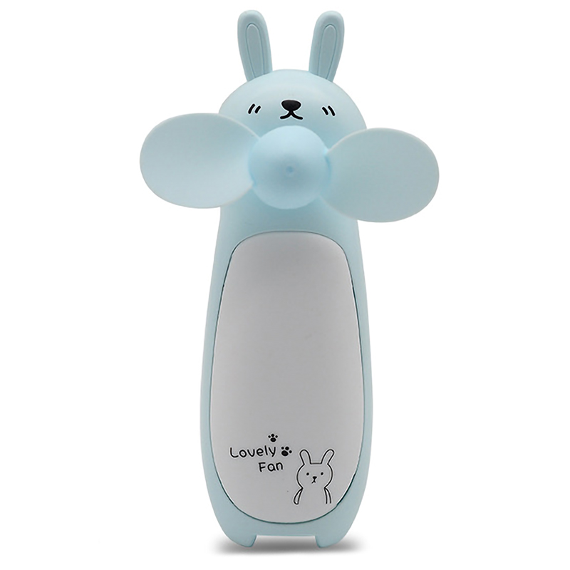 Creative Led Night Light Small Fan Mini Cartoon Rabbit Fan Portable Fan Outdoor Charging Small FanCreative Led Night Light Small Fan Mini Cartoon Rabbit Fan Portable Fan Outdoor Charging Small Fan
