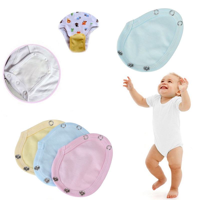 1PC 4 Colors Soft Feeling Baby Boys Girls Kids Romper Partner Super Utility Bodysuit Jumpsuit Diaper Romper Lengthen -15