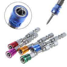 Juego de destornillador eléctrico S2 PH2 hexagonal antideslizante de 5 uds. De una sola cabeza para herramientas eléctricas