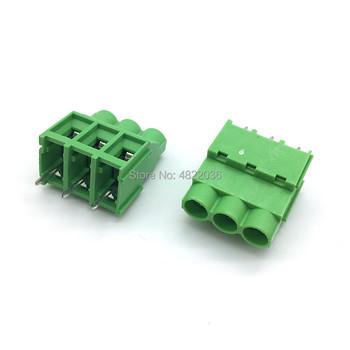 5 pcs KF635 6 35 MM 7 62 MM 9 5 MM śruba PCB Terminal Block złącze Pitch 2Pin 3Pin 300 V 30A zaciski śrubowe tanie i dobre opinie